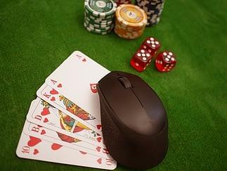 online poker cards